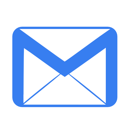 Email icon png. Communication blue metronome iconset