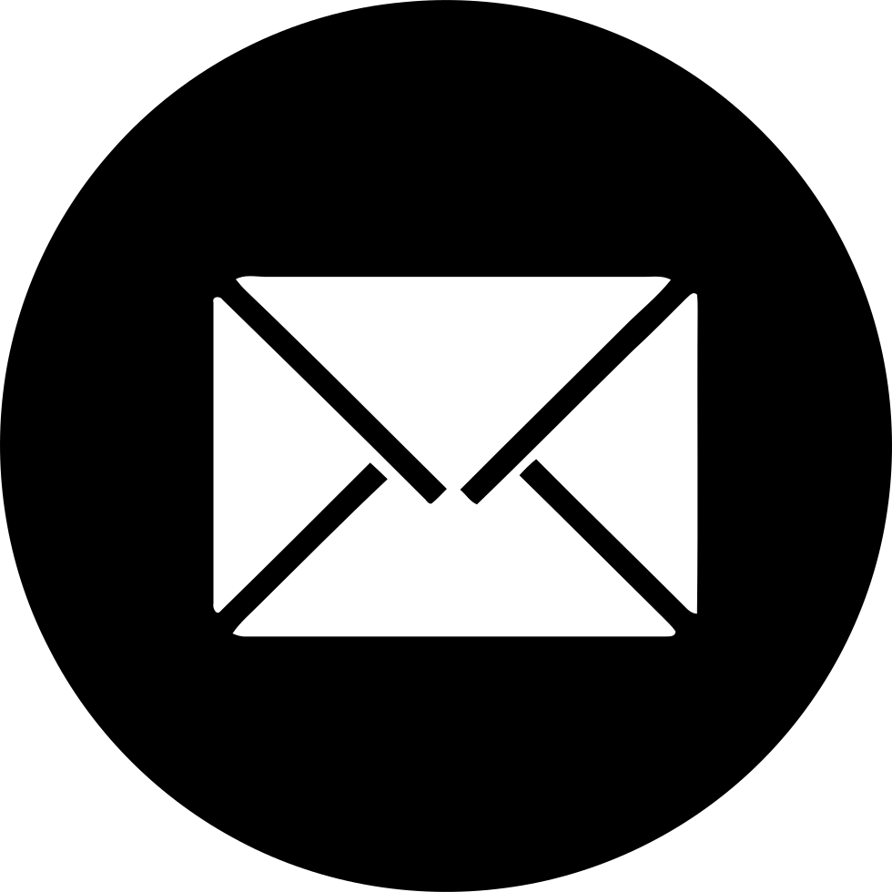 Circle Mail Svg Png Icon Free Download