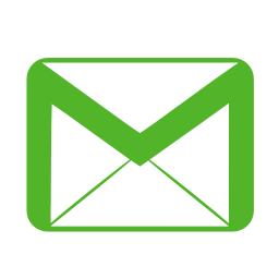 Email icon png green. Communication metronome iconset cornmanthe