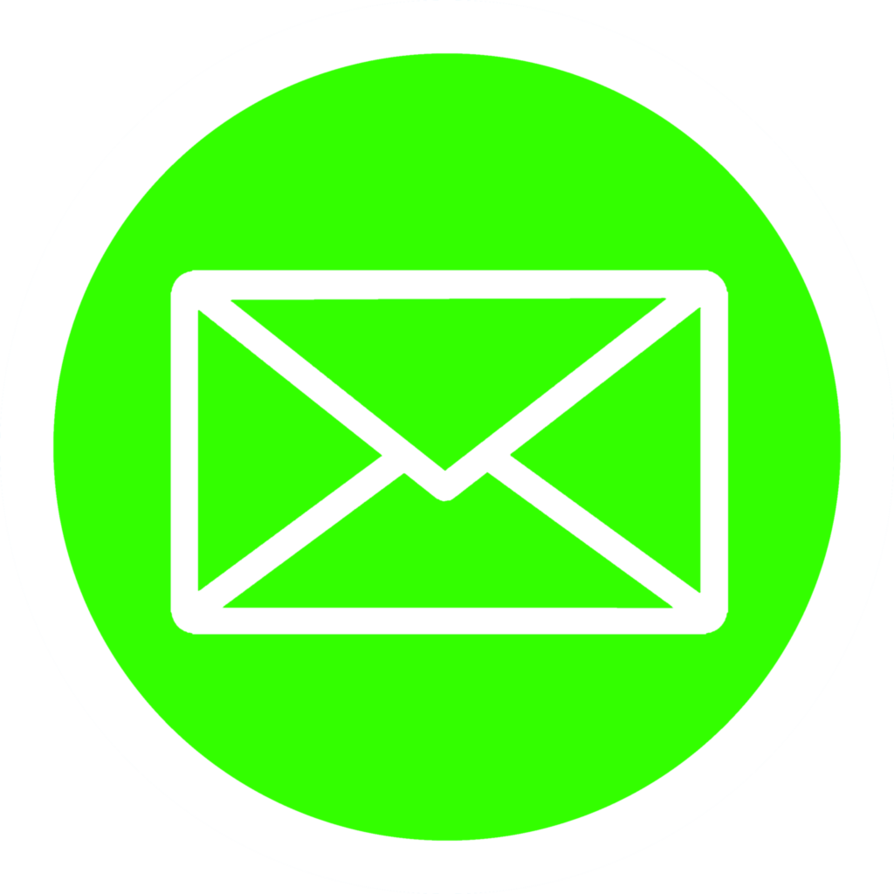 Email icon png green. By spazcool on deviantart