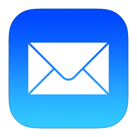 Email icon png transparent. Mail ios free images