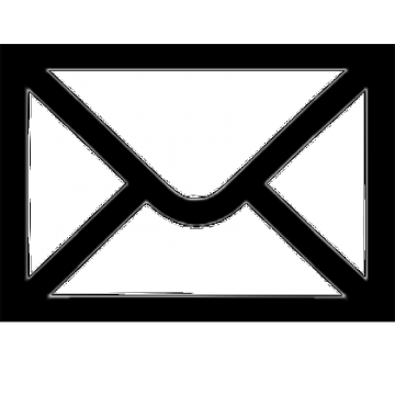 Email icon white png. Mail images vectors and