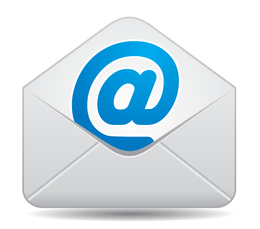 Email logo png transparent background.