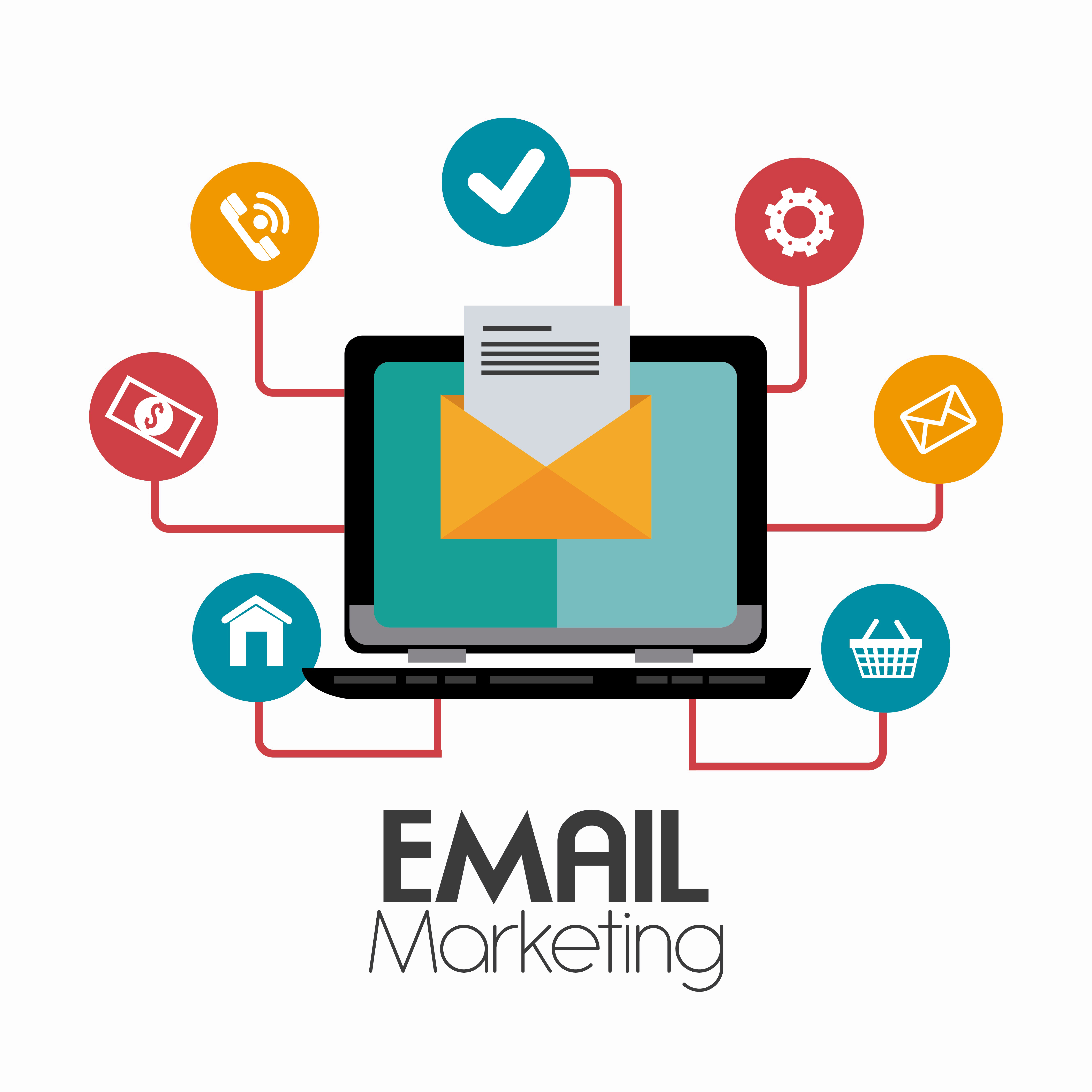 Email marketing png. Image arts