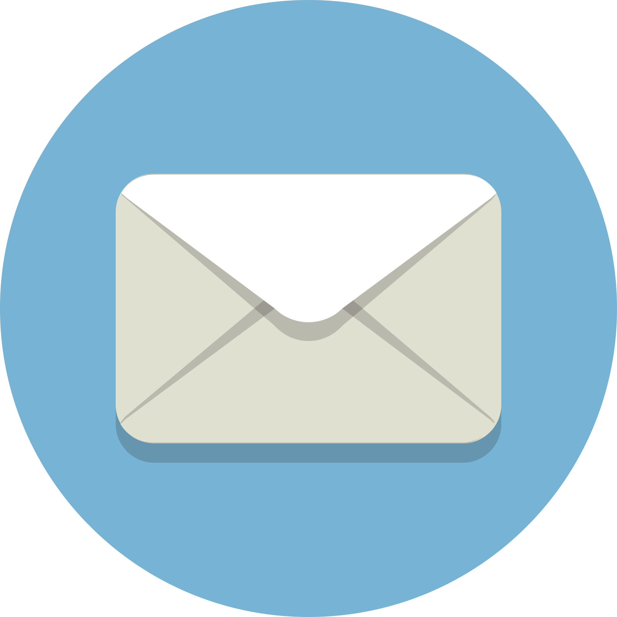 Email .png. File circle icons mail