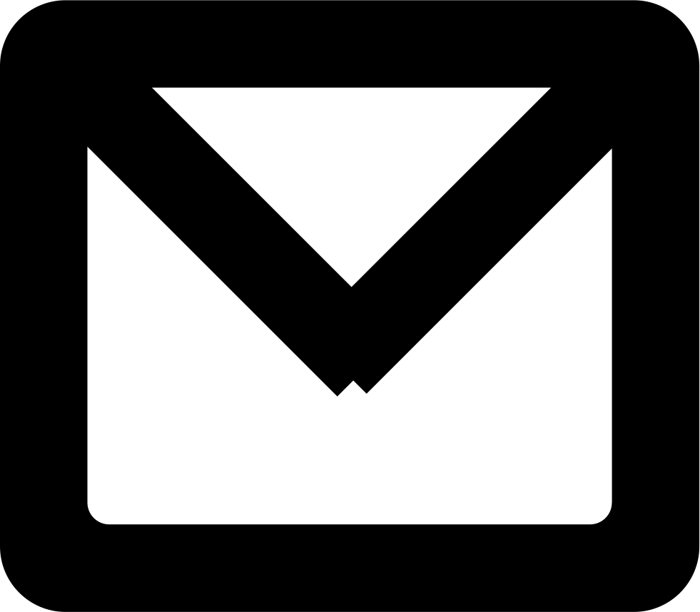 Email symbol png. New gross envelope outlined