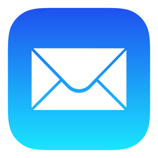 Email symbol png. Apple mail icon free