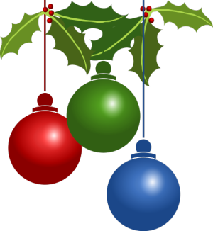 Collection of free decollating. Embellishment vector christmas picture freeuse stock