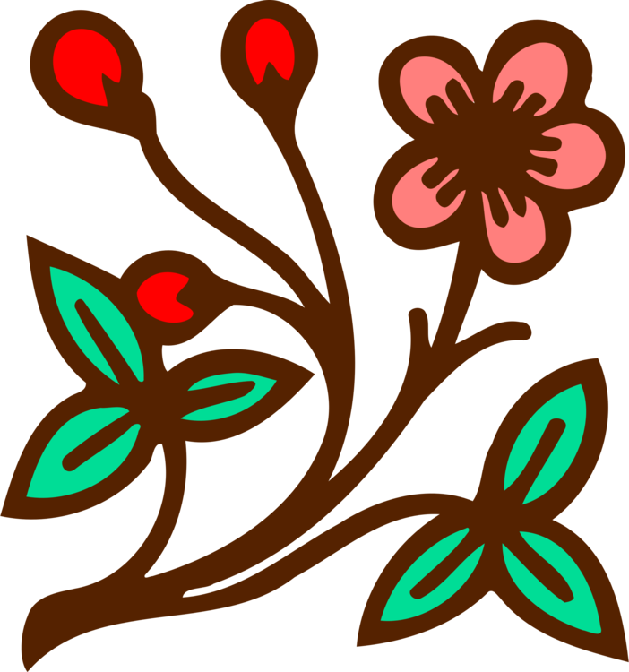 Embroidery drawing design. Floral stencil designs art