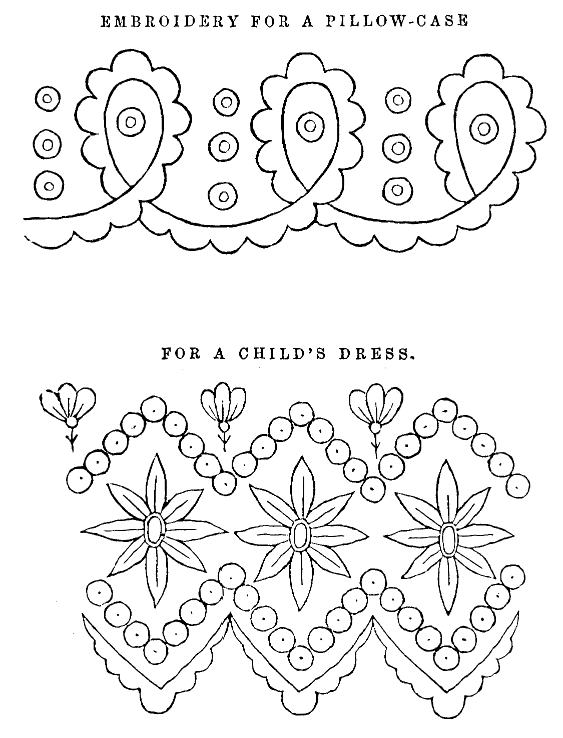 Embroidery Drawing Modern Transparent Png Clipart Free Download