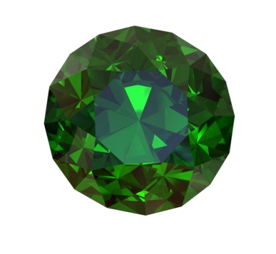 transparent gem background