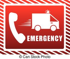 Emergency clipart. Vector panda free images