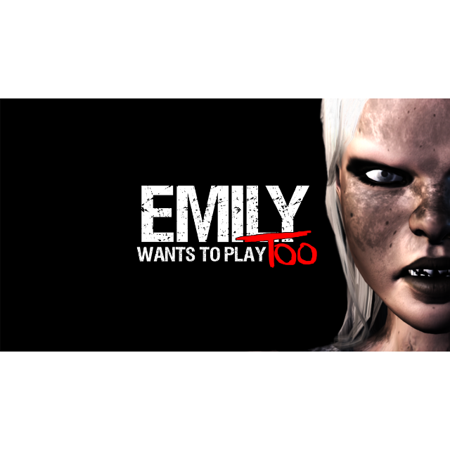 Emily wants to play logo png. Too xbox one games