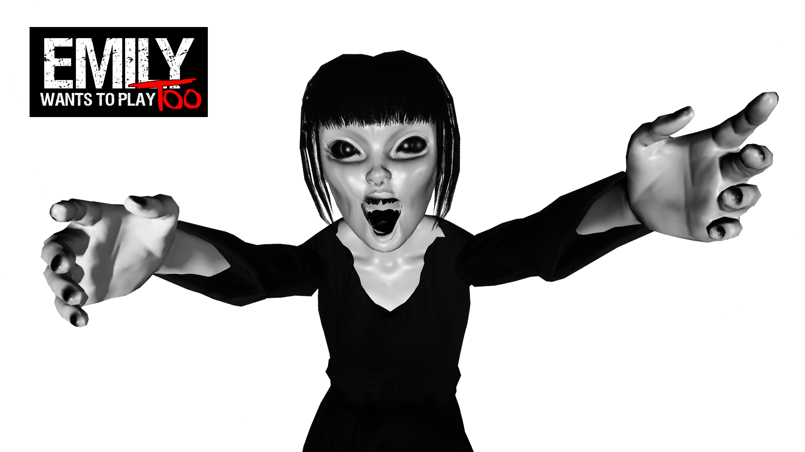 Emily wants to play logo png. Ecco i personaggi che