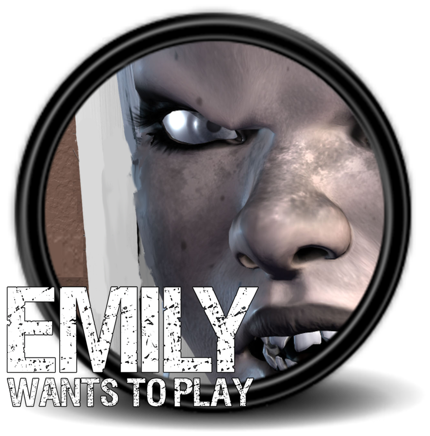 Emily wants to play png. Icon by ezevig on