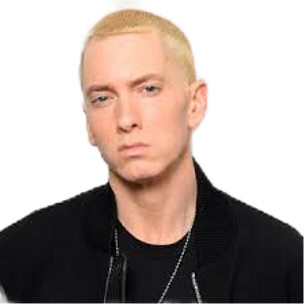 Eminem face png. Sticker by sabrinabezerra