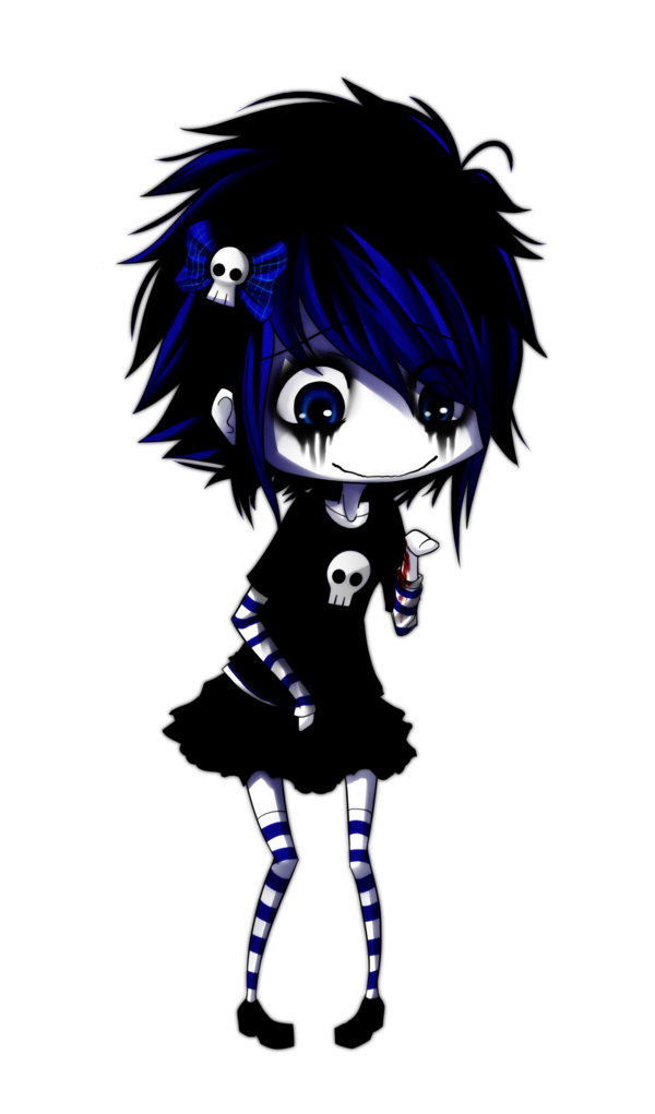 Emo hair transparent png. Com stacy the by