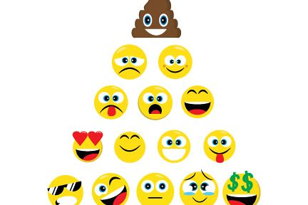 Emoji clipart file. Sale svg collection dxf