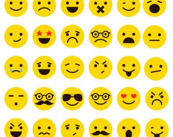 Emoji clipart file. Svg files smiley face