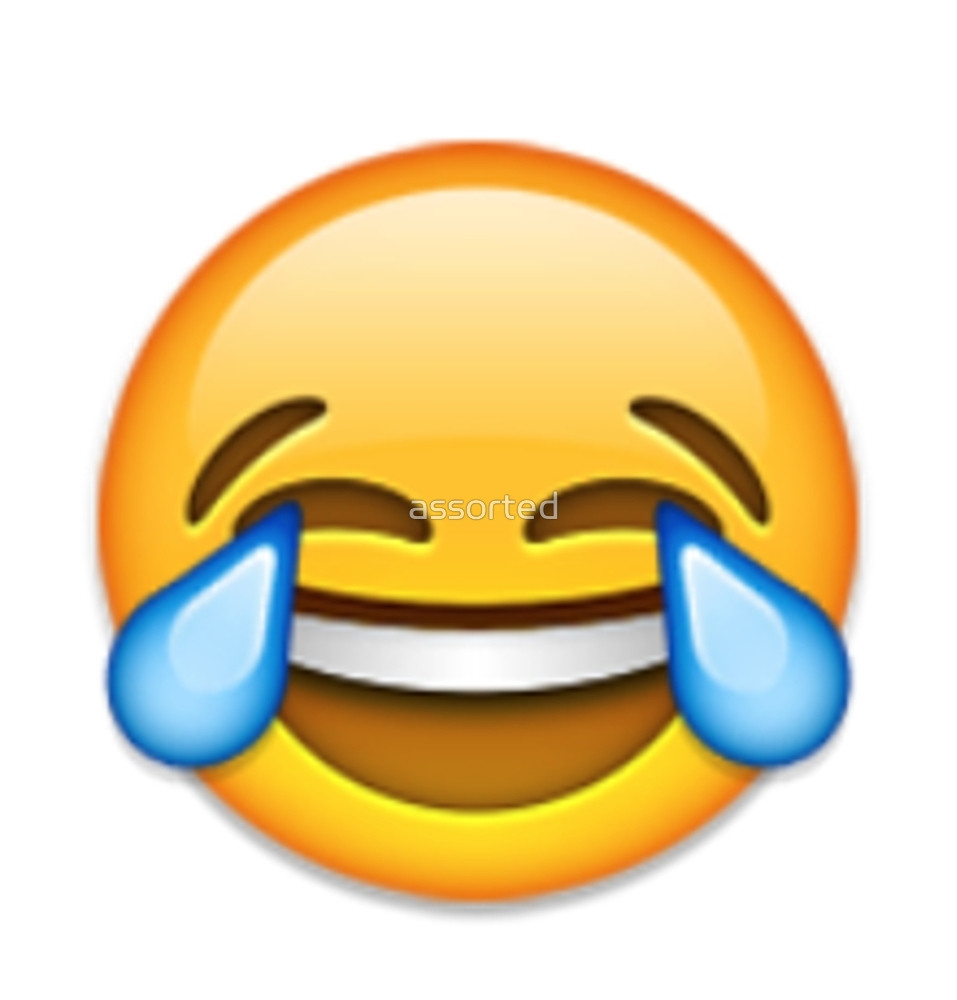 Emoji clipart person. Free clip art laughing