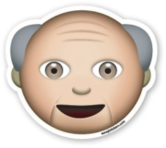 emoji clipart person