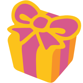 Emoji clipart present. Android wrapped