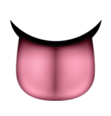 Emoji clipart tongue. Ios