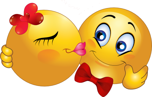 Emoji kiss png. Sweet symbols emoticons smileys