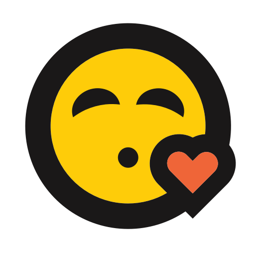 Emoji kiss png. Icons for free icon