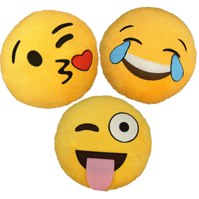 Emoji pillow png. Pillows best kids deals
