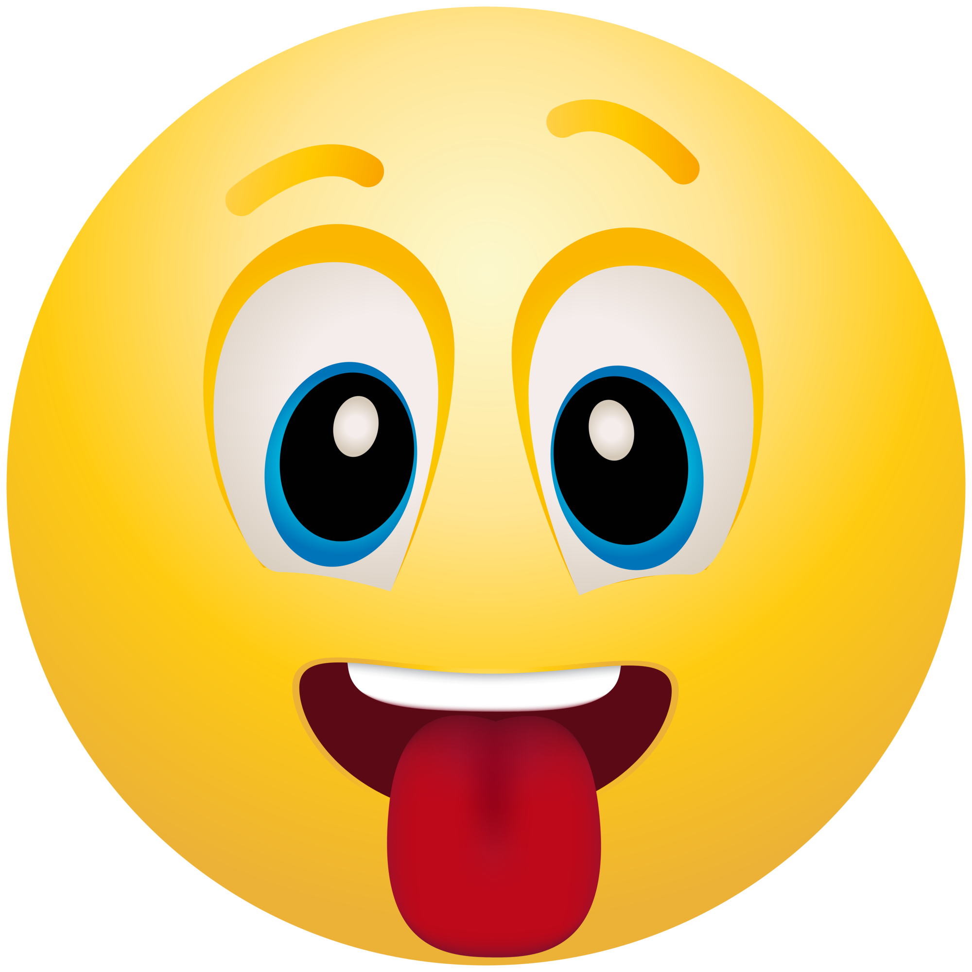 Emoji tongue out png. Emoticon clipart info