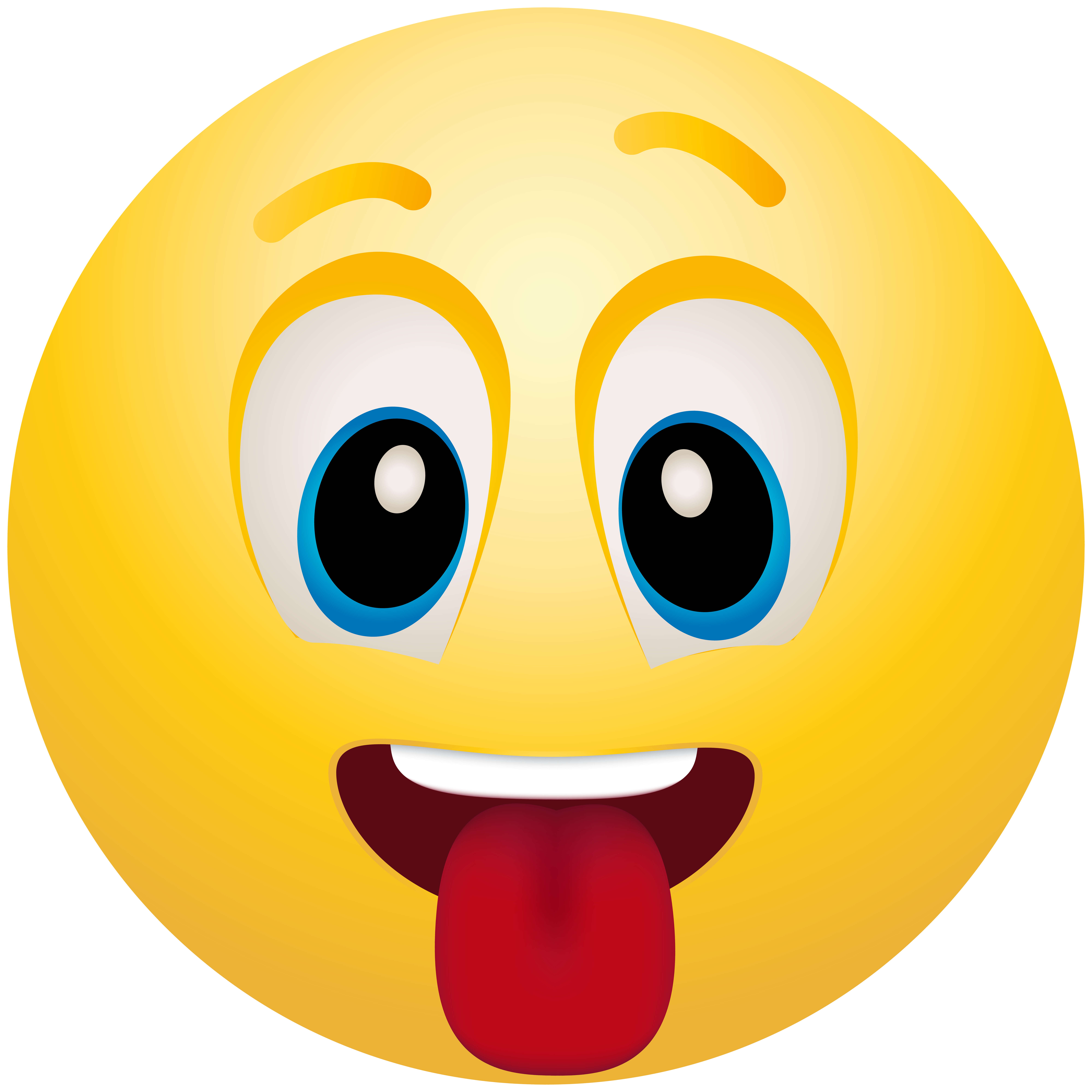 Emoji tongue out png clipart. Emoticon clip art best