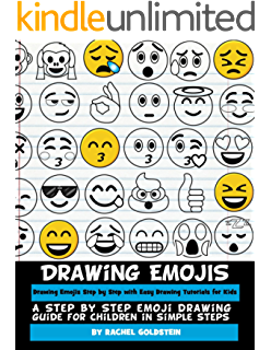 Emojis drawing step by. How to draw cool