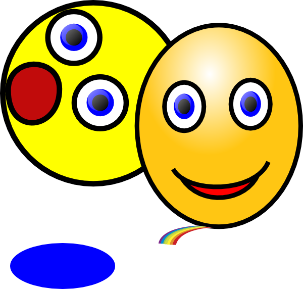 Emotions clipart. Showing different clip art