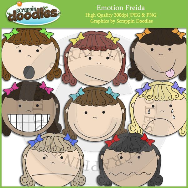 Emotions clipart emotional behavioral disorder. Best clip art