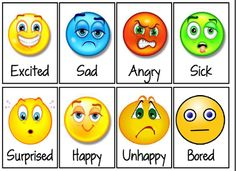 Feelings clipart. My pinterest counselling and