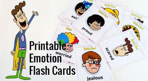 Emotions clipart printable. Napkin man emotion flash
