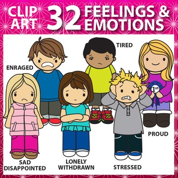 Emotions clipart sad friend. And feelings clip art
