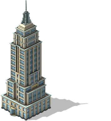 Empire state building png. Image cityville wiki fandom