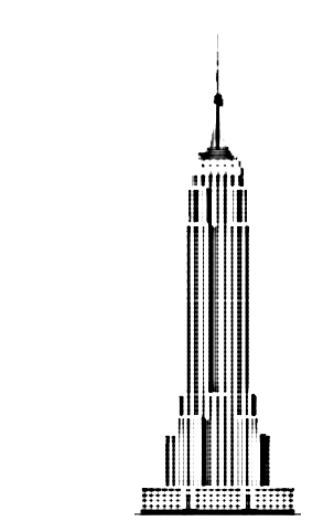 Latest drawing skyscraper. Empire state building google