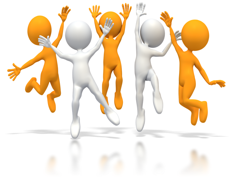 Excited clipart successful employee. Free employees cliparts download