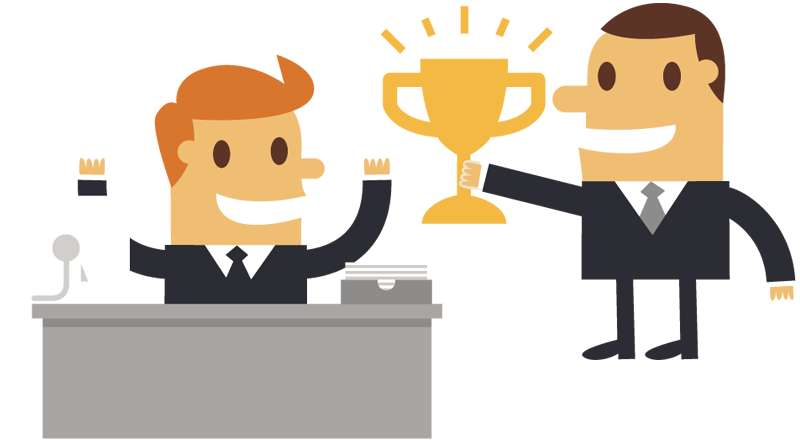 Boss clipart recognition. Free outstanding award cliparts