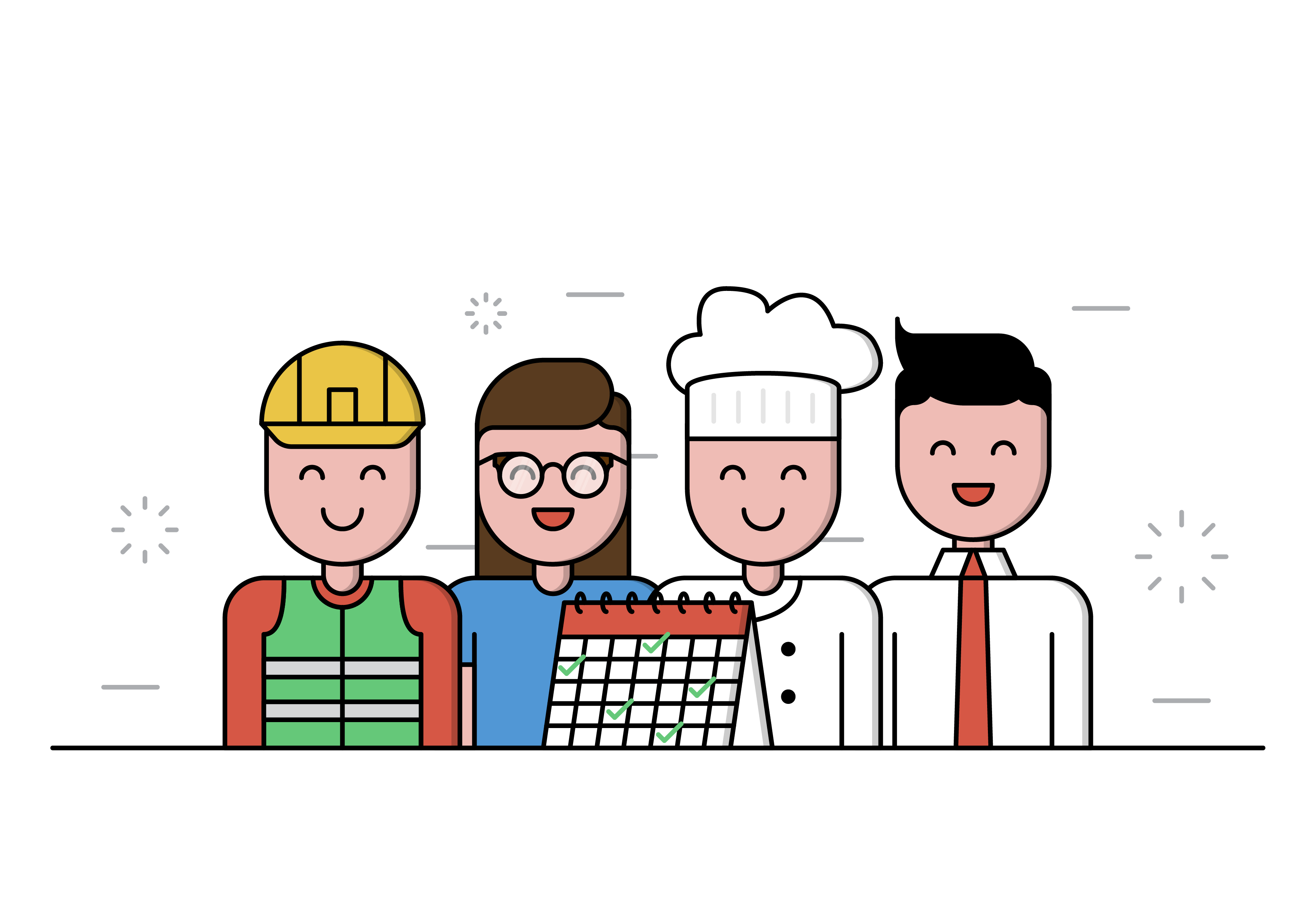 Employee clipart support staff. How to plan a