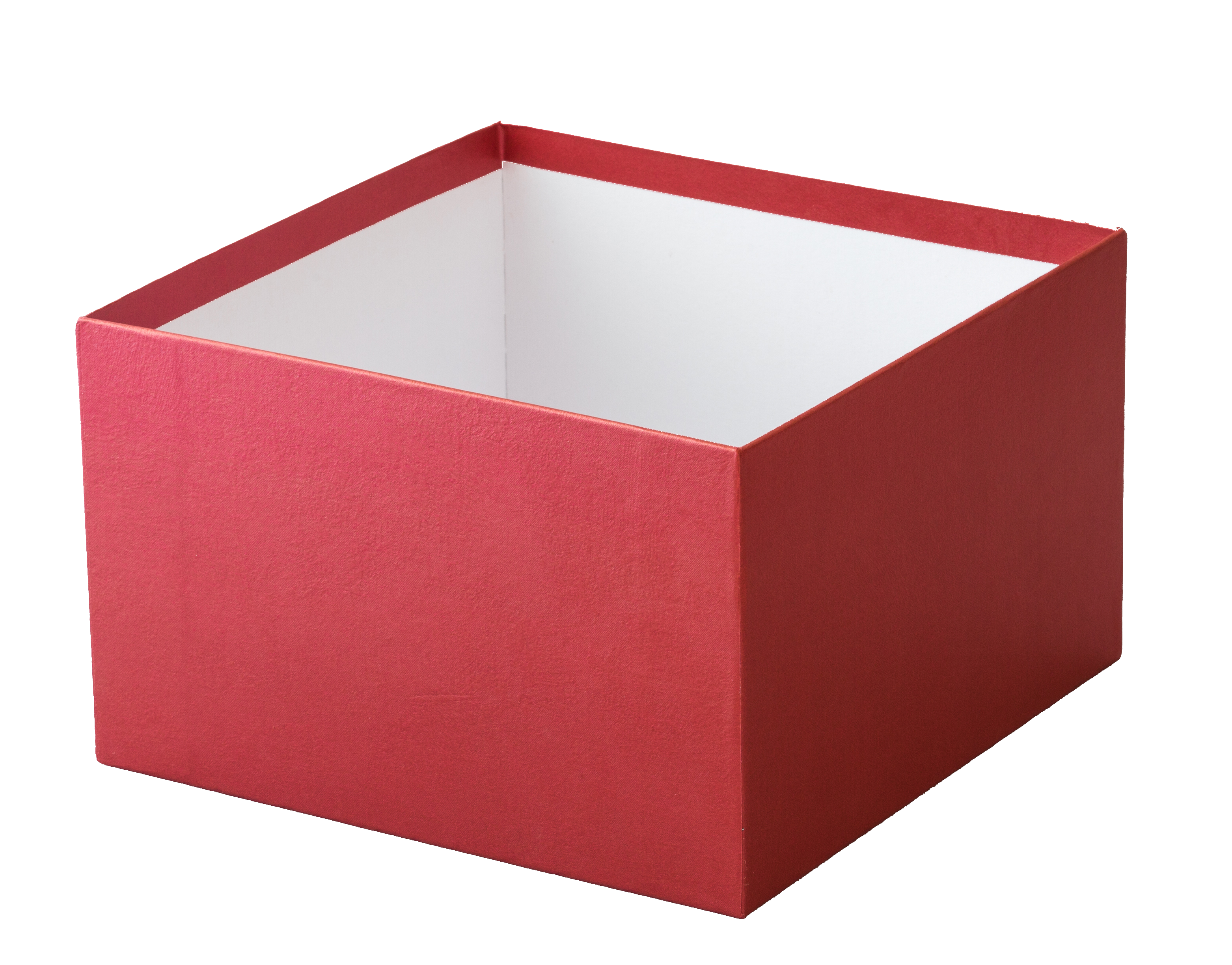 Empty box png. Gratis red transprent free