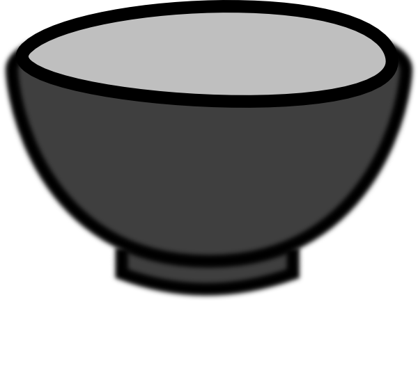 Empty cereal bowl png. Clip art at clker