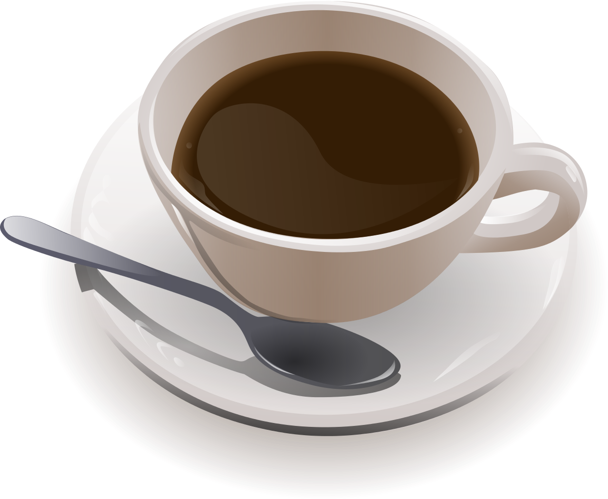 Empty coffee cup png. File o simple svg