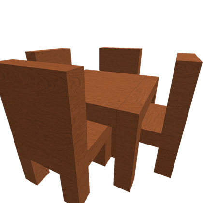 Empty dinner table png. Roblox
