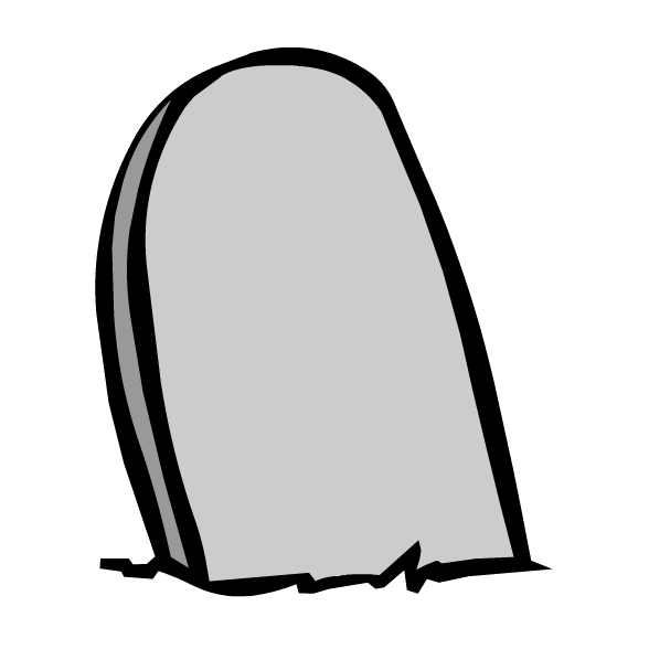 Blank tombstone png. Free clipart download clip