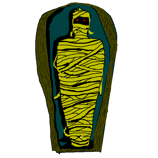 Transparent coffin animated. Empty tomb clipart clip