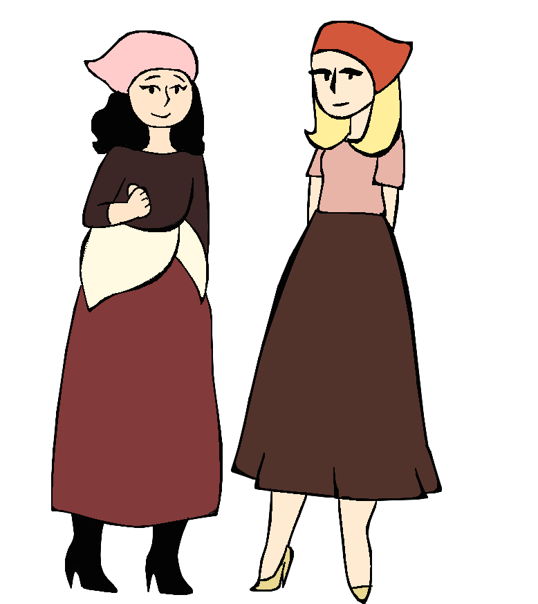 Enchanted drawing ella. Giantesses by adamfrankenstein on